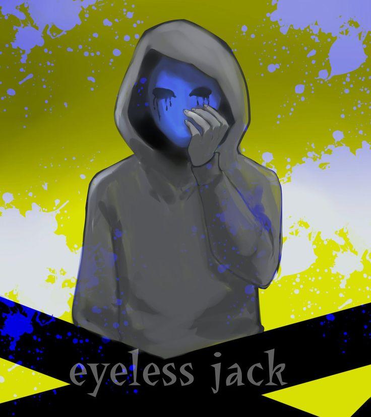Eyeless Jack clipart creepypasta character On DeviantArt eyeless best by