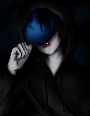 Eyeless Jack clipart creepypasta character Else notice on sharp little