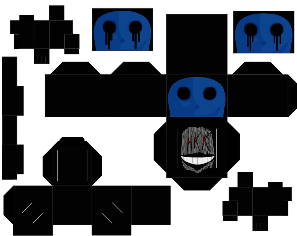 Eyeless Jack clipart eyless Eyeless DeviantArt hollowkingking by Eyeless