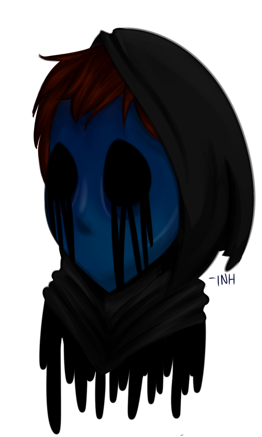Eyeless Jack clipart eyless By Eyeless Jack InsertNightmareHere by