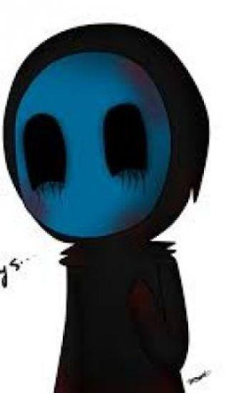 Eyeless Jack clipart series The Reader) Dark jack Love