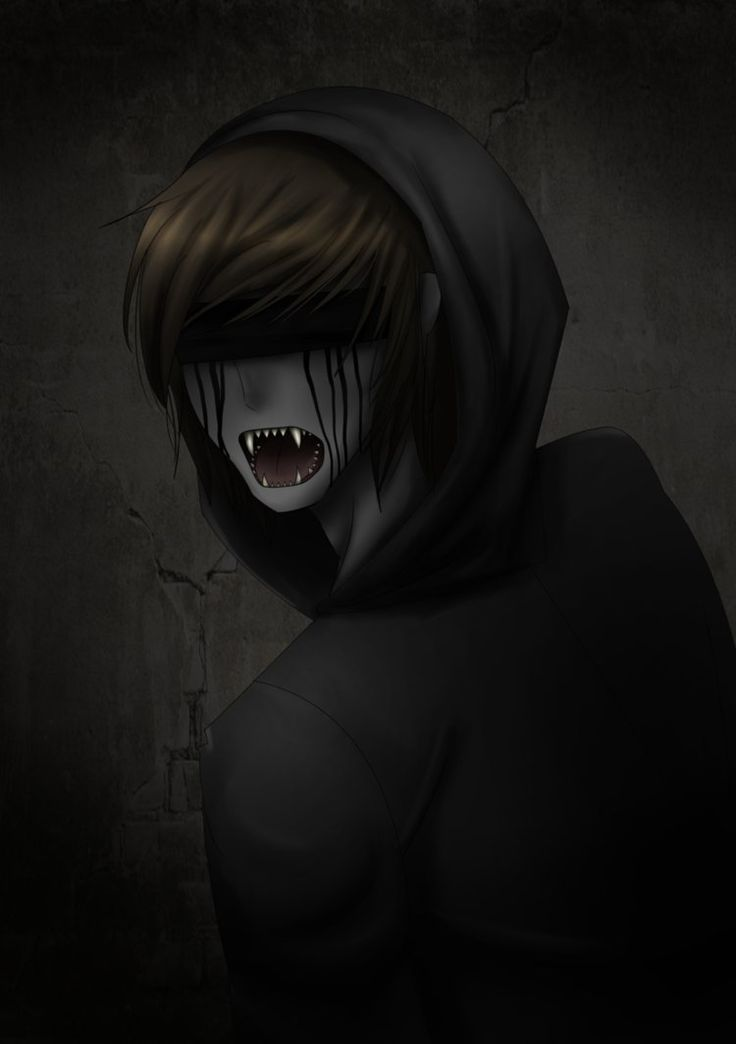 Eyeless Jack clipart the accident DeviantArt <3 210 on by