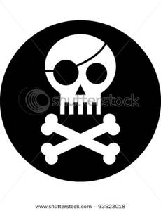 Eye-patch clipart #15