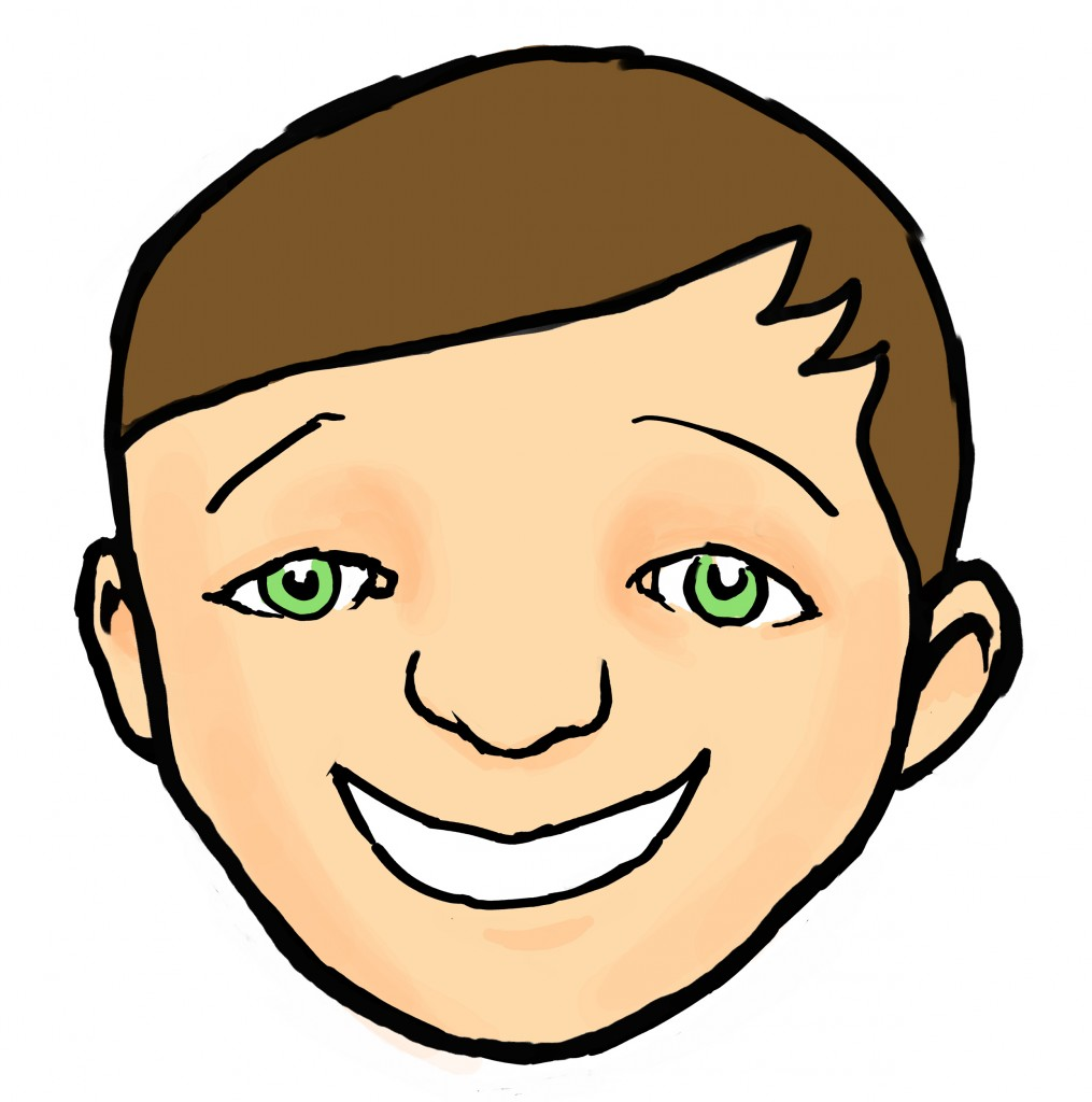 Face clipart #11