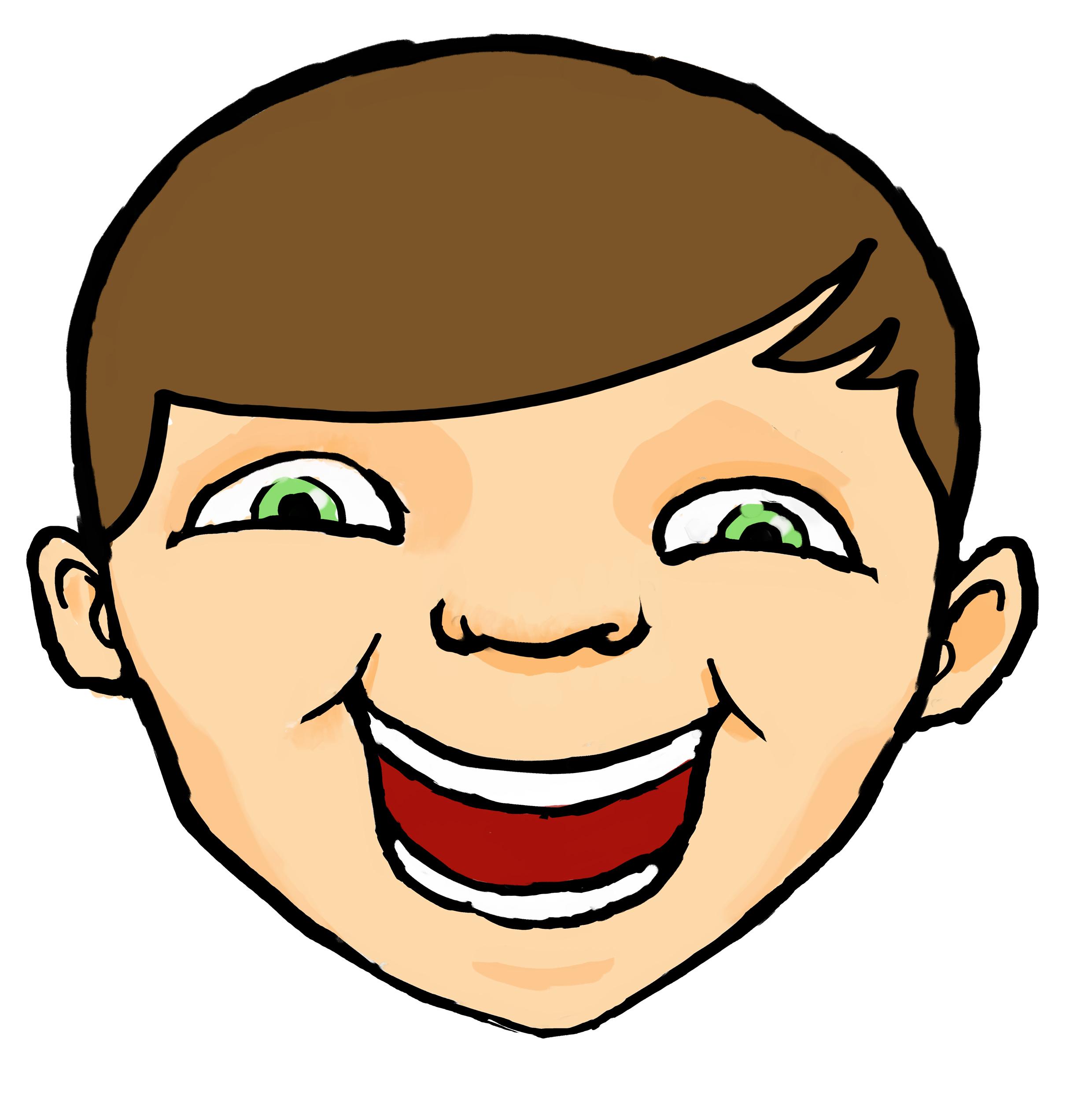 Face clipart Clipart happy%20kids%20face%20clipart Kids Happy Panda