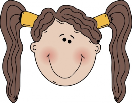 Freckles clipart happy kid face Clipart Face Clipart Clipart Happy