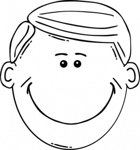 Face clipart Com More Clipart Face #163