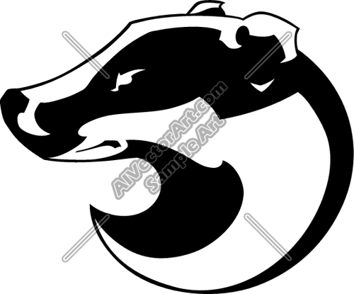 Wolverine clipart badger Clipart Clipart badger%20clipart Badger Panda