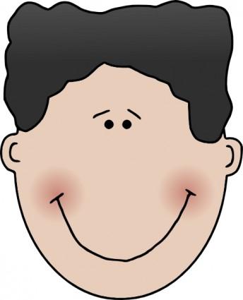 Onion clipart face Free Clip Clipart Art Face