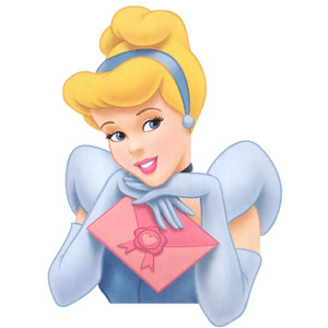 Head clipart cinderella Clipart FanPix and Letter Picture