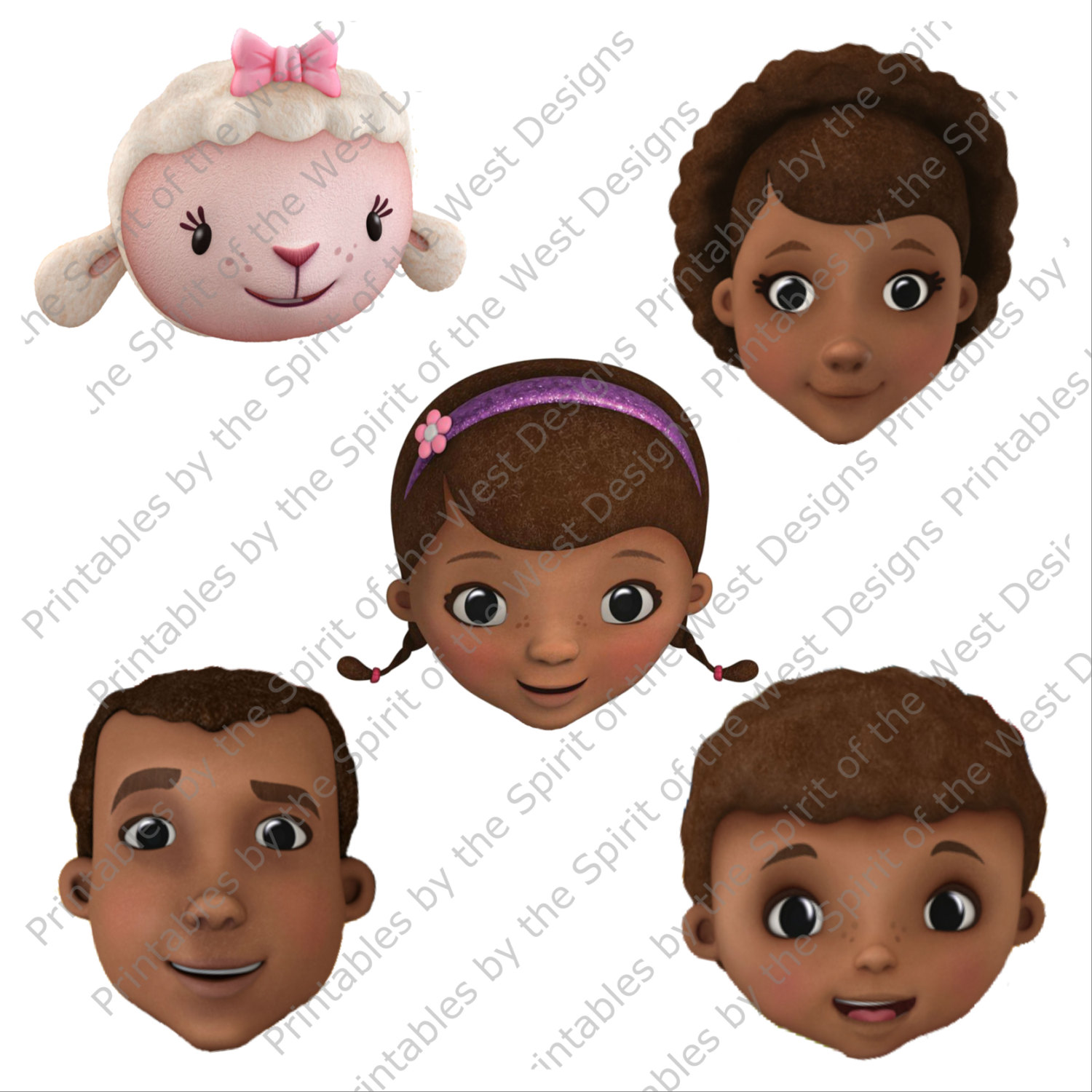 Face clipart doc mcstuffins Clipart mcstuffins BBCpersian7 face collections