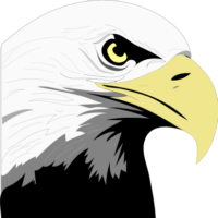 Bald Eagle clipart face Clipart Eagle Graphics bald Eagles