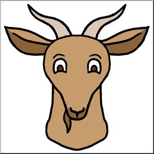 Antelope clipart cartoon I Animal 1 Cartoon Clip
