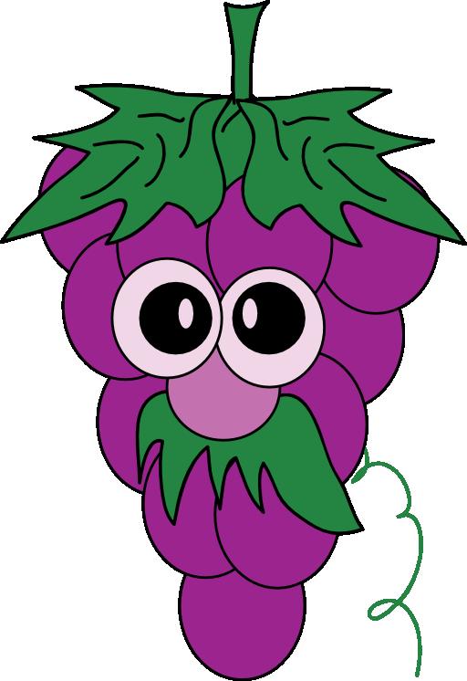 Grape clipart cute Images Clipart Grapes Grapes Clip