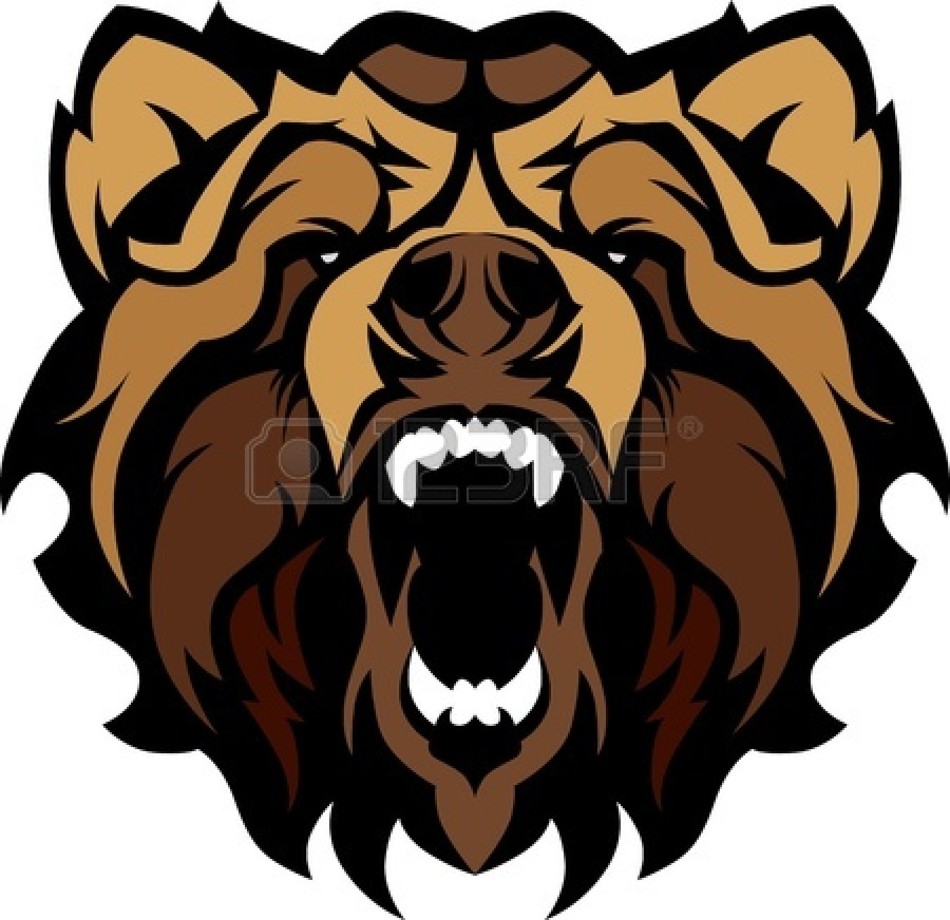 Bear clipart grizzley Free Growling Clipart Images grizzly%20bear%20clipart