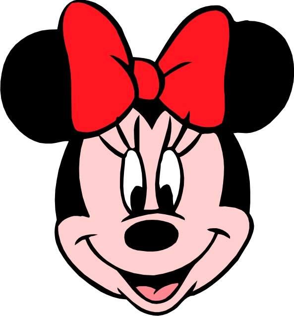 Face clipart minnie mouse Clipart Panda minnie Info Free