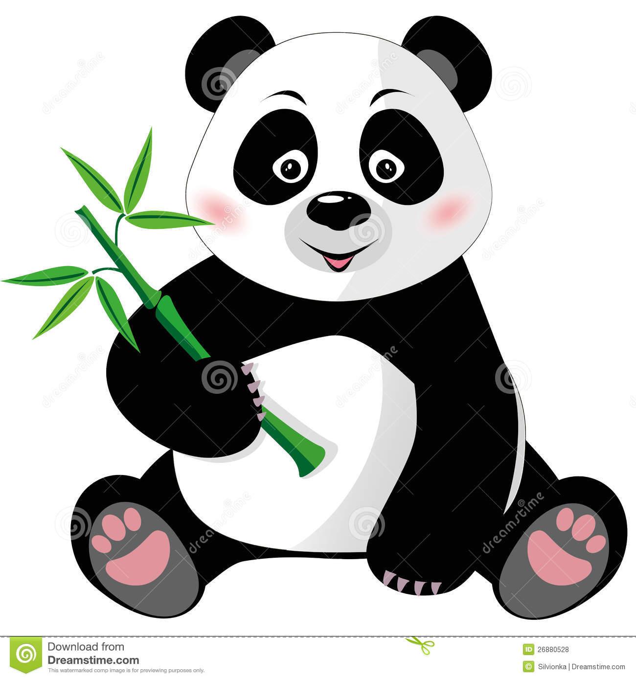 Bamboo clipart panda ·  art panda Clipart