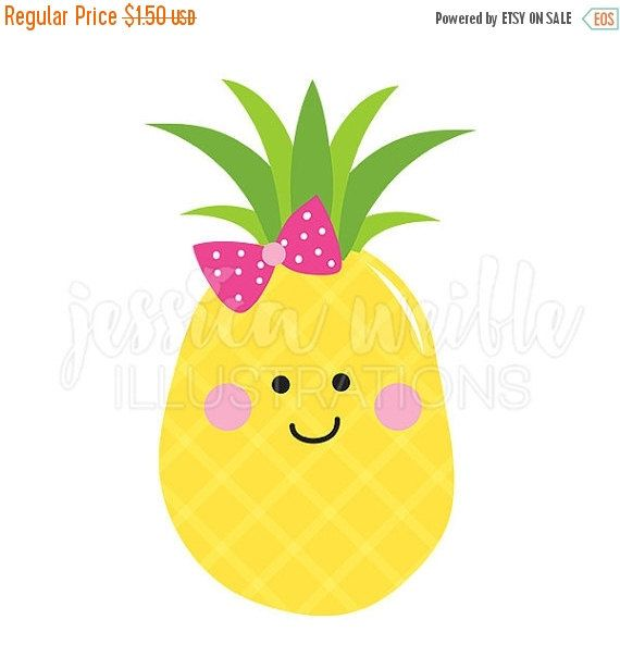 Tangerine clipart honey tangerine Pineapple best ideas on Illustration