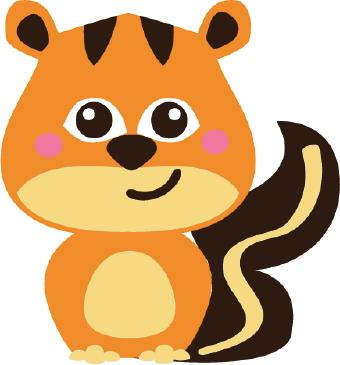 Chipmunk clipart cute Clipart cute%20squirrel%20clipart Clipart Clipart Free