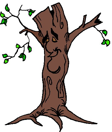 Face clipart tree #11