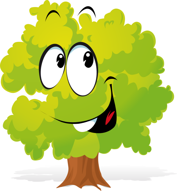 Face clipart tree #6