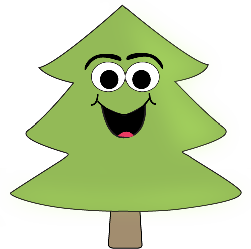 Face clipart tree #10