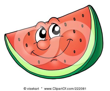 Watermelon clipart watermellon Art Border Clip Panda Clipart