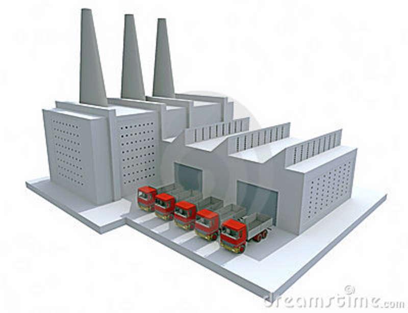Factory clipart 3d factory 2020 model 361420346 factory Clipart