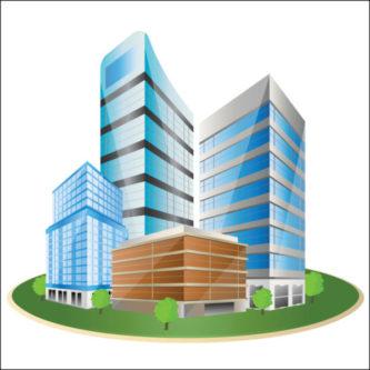 Business clipart business building #2