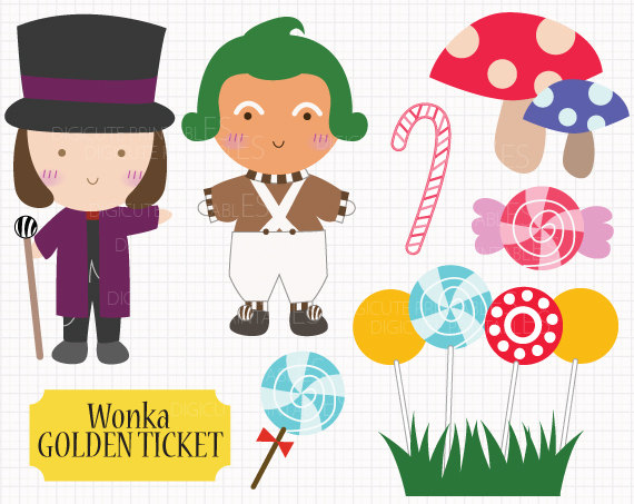Gate clipart wonka Willy The The Wonka Factory