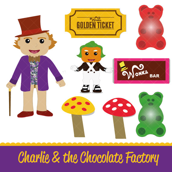 Factory clipart chocolate factory Factory the Chocolate Factory &