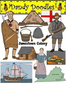 Factory clipart colonial Products 138 by  My