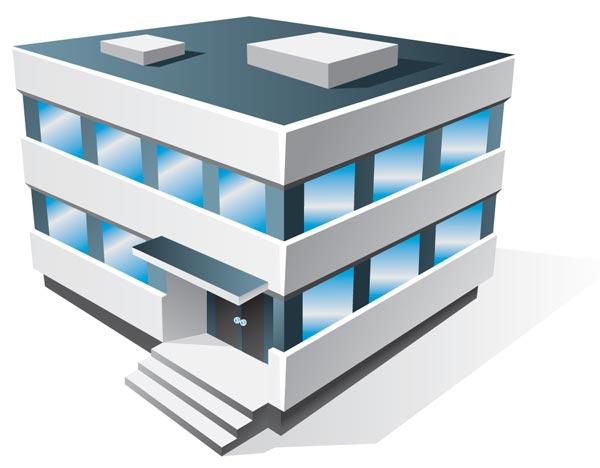 Business clipart commercial building Clipart company Clipart company clipart