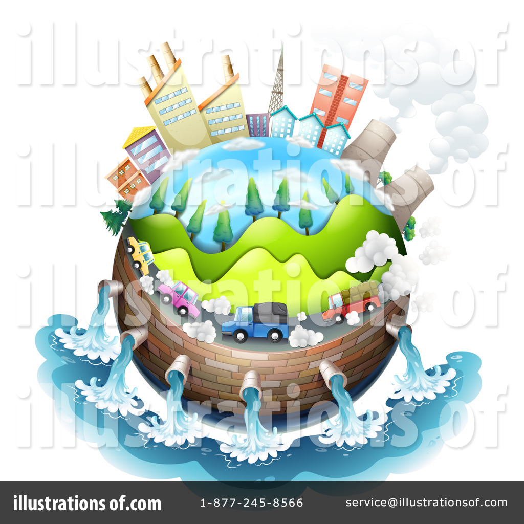 Factory clipart environmental pollution Illustration Illustration Factory #1226023 Factory