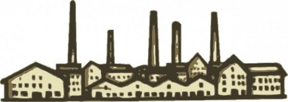 Factory clipart factory building Download clip Art on Art