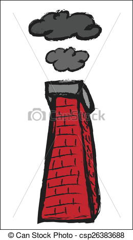 Factory clipart factory chimney Clipart Clipart Factory csp26383688 factory