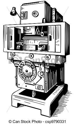 Machine clipart factory machine Factory Clipart  Machines
