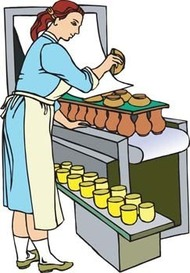 Women clipart factory worker Cliparts Production Factory Clipart Worker