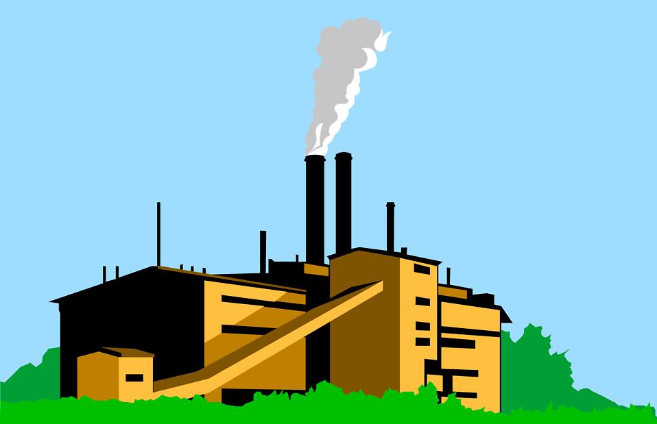 Caol clipart industrial building Design Patterns:  Simple Factory