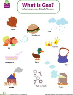 Factory clipart gas matter Use Energy Worksheets a Mixup: