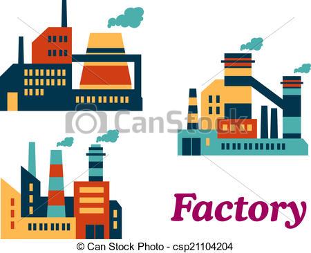 Factory clipart industrial Clipart estate%20clipart Clipart Panda Images