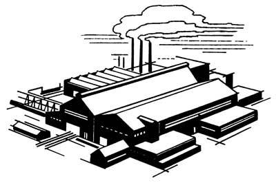 Industrial clipart manufacturing Workers Clipart line Manufacturing Collection