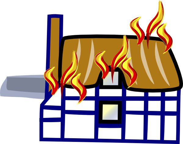 Hotel clipart on fire Clipart Images Cartoon house%20fire%20clipart Free