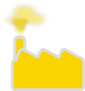 Factory clipart outline Yellow at Yellow clip com