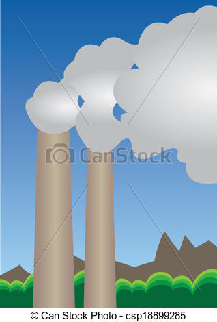 Factory clipart polluted air – 1994 Air Download –