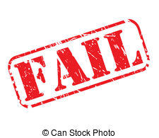 Fail clipart word  EPS stamp text 719
