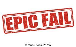 Fail clipart word Fail 960 stamp Epic Clipart