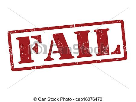 Fail clipart Stamp rubber stamp of
