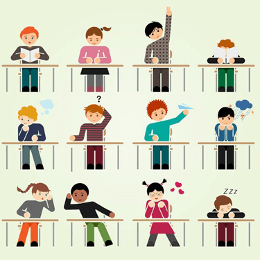 Fail clipart adhd child Kids A ADHD with About