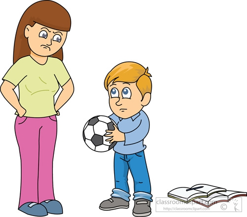 Fail clipart angry mother Clipart Son Mother Family Angry